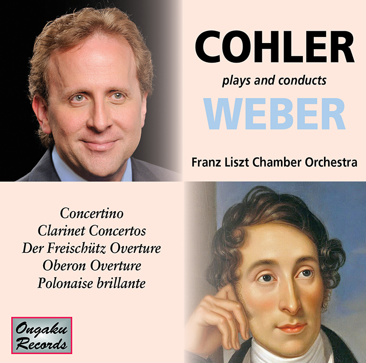 Cohler plays&conducts Weber