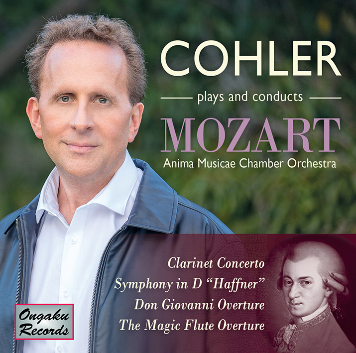 Cohler plays&conducts Mozart